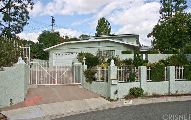 Single Family Home for Rent at 22325 Napa Street 22325 Napa Street West Hills, California 91304 United States