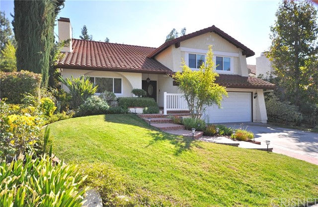 Single Family Home for Rent at 7252 Elmsbury Lane 7252 Elmsbury Lane West Hills, California 91307 United States