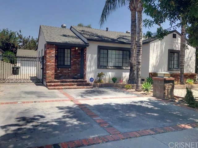 Single Family Home for Rent at 19527 Vose Street Reseda, California 91335 United States