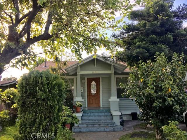1243 Sanborn Avenue, Los Angeles, CA 90029