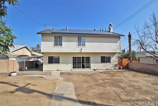 16814 Mayall Street North Hills, CA 91343 - MLS #: SR17214053