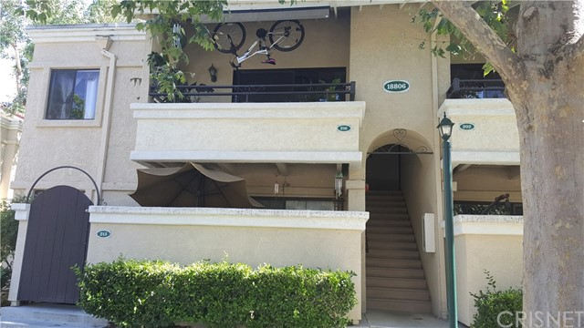 18806 Mandan Street Unit 216 Canyon Country, CA 91351 - MLS #: SR18168800