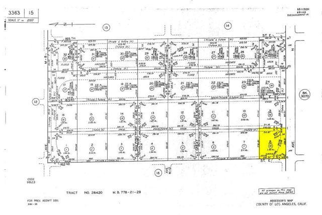 162 Street E Ave N, Lancaster, CA, 93535