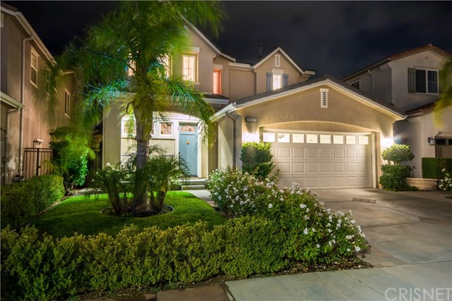 20825 Campania Lane , CA 91326 is listed for sale as MLS Listing SR17220005