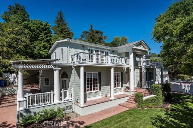 16634 Oak View Drive, Encino CA 91436