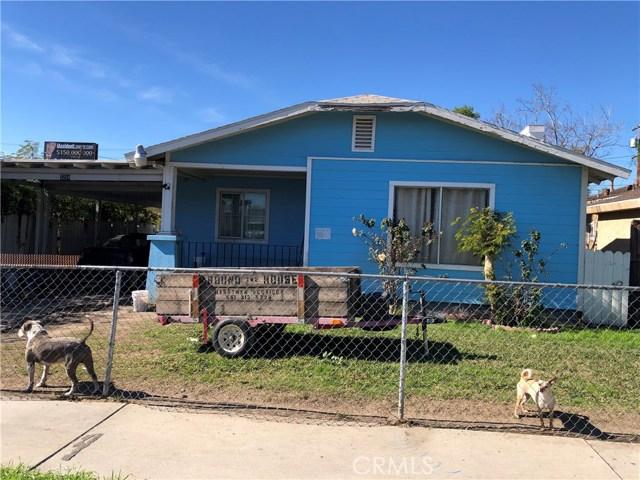 1224 N Berkeley Avenue  San Bernardino CA 92405