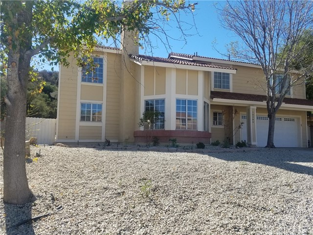 Recently Renovated Canyon Country Custom Cul-De-Sac Home!! This 3 bed, 3 bath, 2023 sq ft home features a great custom addition with custom touches throughout, remodeled eat-in kitchen, custom countertops, 2 fireplaces, enlarged master bedroom with huge closet, remodeled master bath with large two person shower, lots of windows, remodeled bathrooms, new carpet and paint, custom lighting and custom fixtures, large 26,928 sq ft private lot, with sparkling pool and spa. Property was just bought and renovated top to bottom. Located close to award winning schools, shopping and the I-14 freeway.