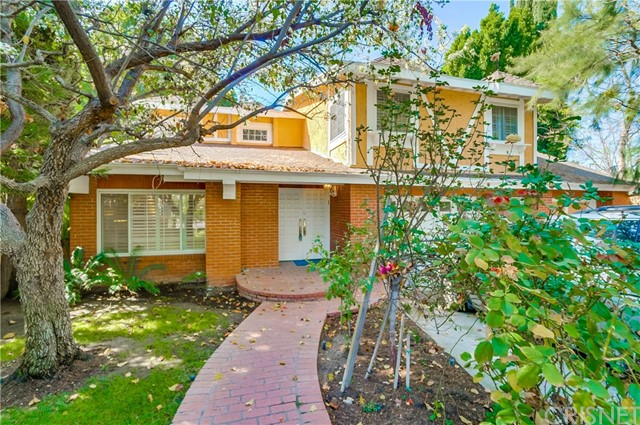 Single Family Home for Sale at 13134 Albers Street 13134 Albers Street Sherman Oaks, California 91401 United States