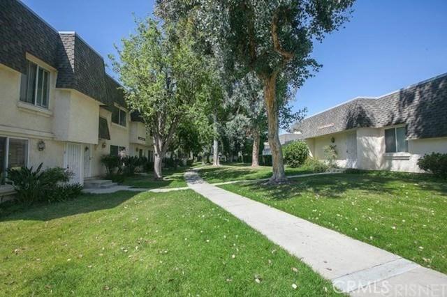 Townhouse for Rent at 19046 Hamlin Street Reseda, California 91335 United States
