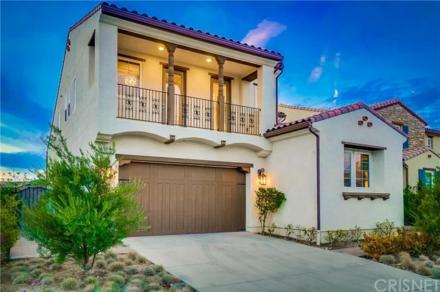 11677 Cetona Way , CA 91326 is listed for sale as MLS Listing SR18024163
