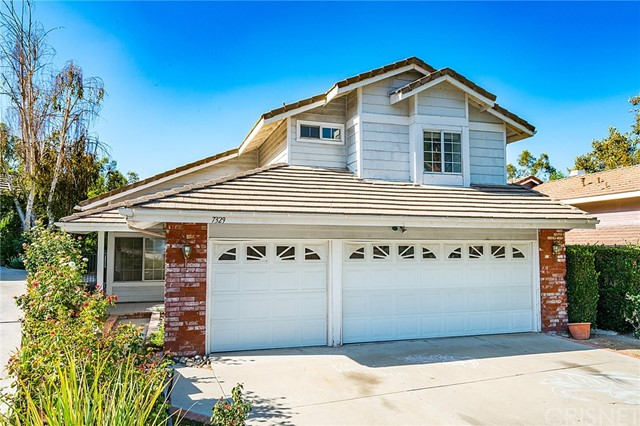 7329 Woodvale Court West Hills, CA 91307 - MLS #: SR17188711