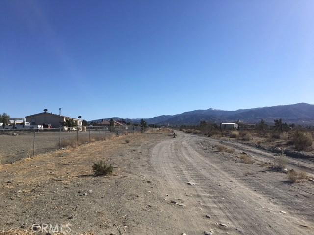 0 Silver Rock Rd Pinon Hills, CA 92372 - MLS #: SR18069224