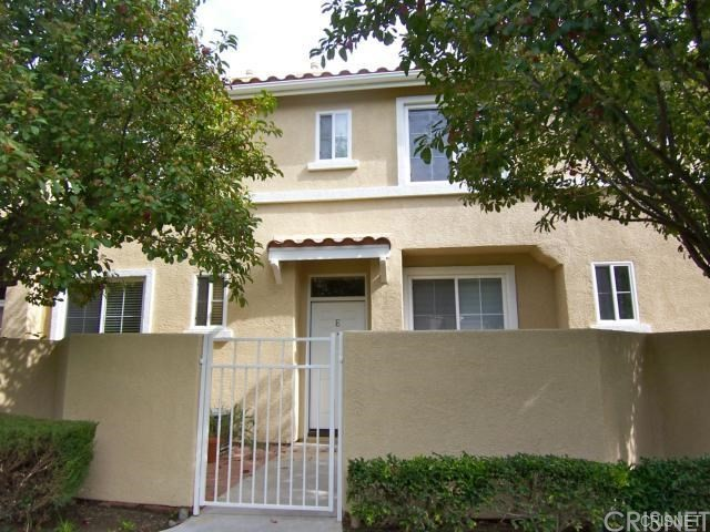 25540 Schubert Circle Unit E Stevenson Ranch, CA 91381 - MLS #: SR18157503