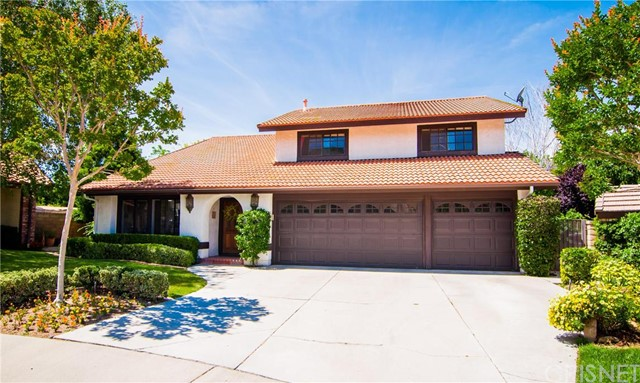 24541 Burr Court Newhall, CA 91321 is listed for sale as MLS Listing SR16093563