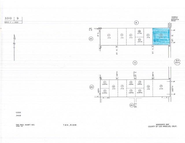 0 Vac/Ave E8/138 Ste Redman, CA 93535 - MLS #: SR17237830