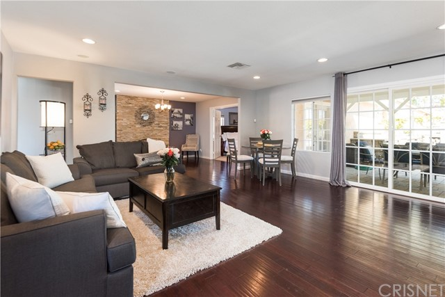 Single Family Home for Sale at 22319 Runnymede Street Canoga Park, California 91303 United States