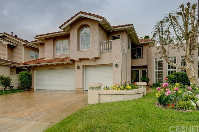 Single Family Home for Sale at 18747 Hillsboro Road Porter Ranch, California 91326 United States