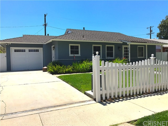 17440 Cohasset Street Lake Balboa, CA 91406 - MLS #: SR17123122
