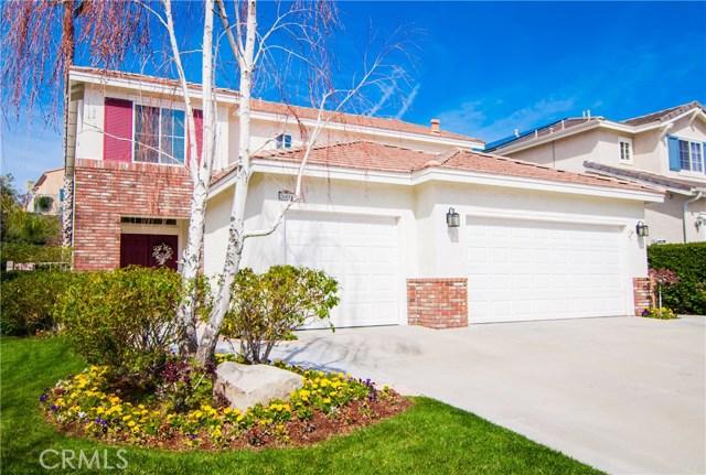 26011 Salinger Lane Stevenson Ranch, CA 91381 is listed for sale as MLS Listing SR17043804