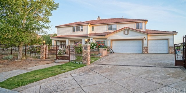 Single Family Home for Sale at 34405 Katrina Street Acton, California 93510 United States