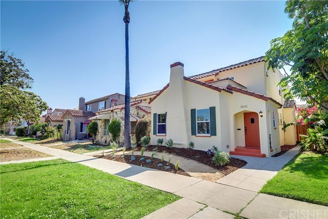 1465 S Crescent Heights Boulevard, Los Angeles CA 90035