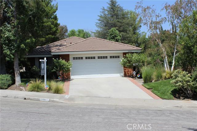 24421 Peary Drive, Valencia CA 91355