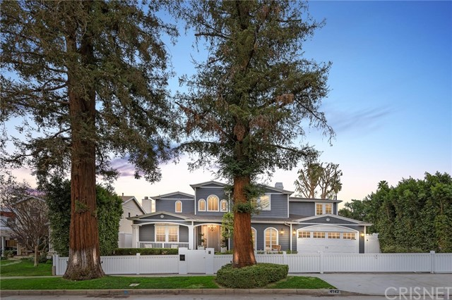 Single Family Home for Sale at 4142 Benedict Canyon Drive 4142 Benedict Canyon Drive Sherman Oaks, California 91423 United States