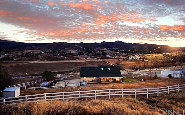 Single Family Home for Sale at 9149 Elizabeth Lake Road Leona Valley, California 93551 United States