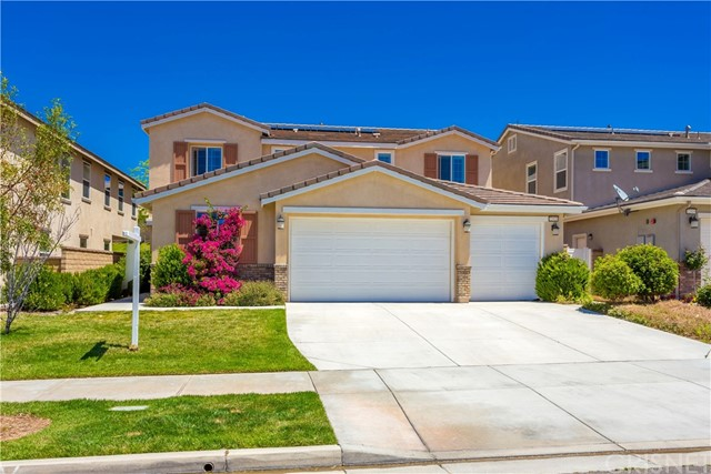 Single Family Home for Sale at 22523 Brightwood Place Saugus, California 91350 United States