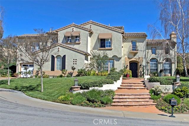 Single Family Home for Sale at 4377 Paseo Santa Fe Newbury Park, California 91320 United States
