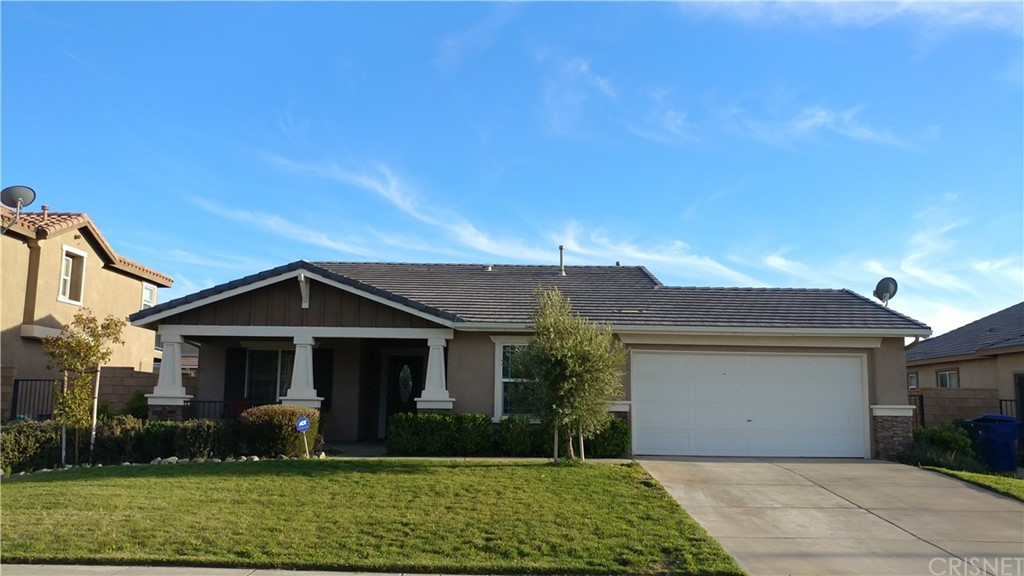 Property for sale at 6324 Explorer Way, Palmdale,  CA 93552