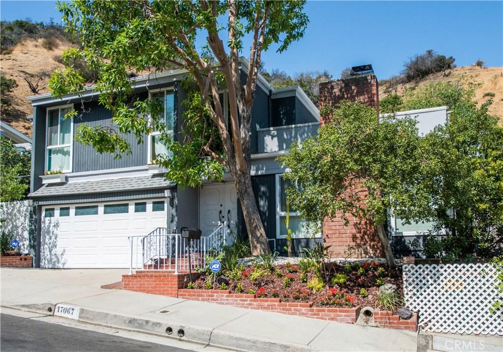 17067 ESCALON Drive, Encino, California 91436- Oren Mordkowitz