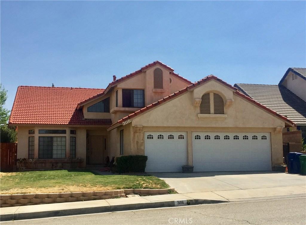 3116 WELLINGTON Drive, Palmdale, CA 93551
