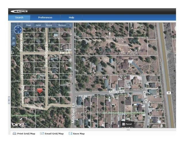 1189 Pine Ridge Lane Big Bear, CA 92314 - MLS #: SR17166403