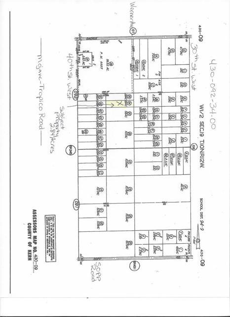 0 Werner Avenue Rosamond, CA 0 - MLS #: SR16097325