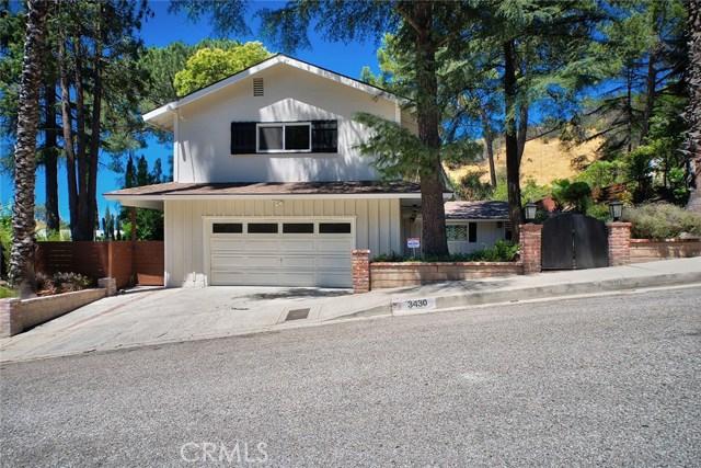 3430 Loadstone Drive, Sherman Oaks CA 91403