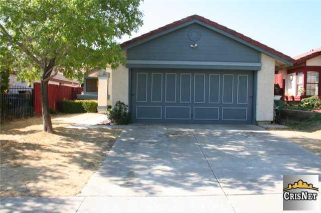2852 FAIRFIELD Avenue Palmdale CA 93550