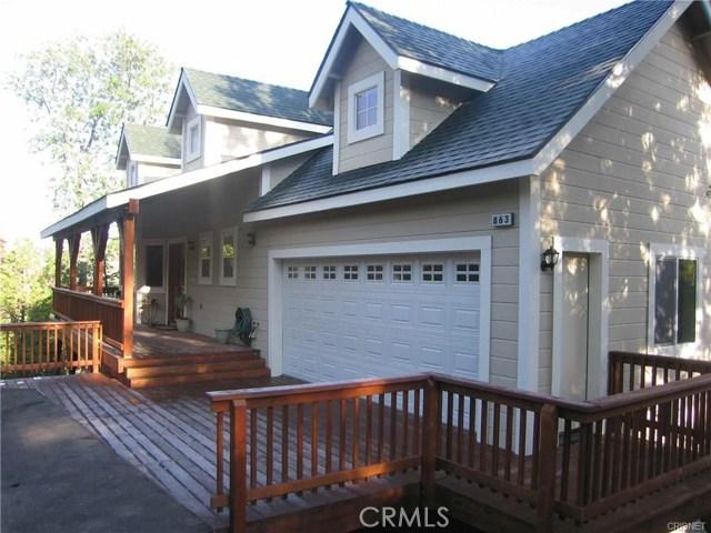 863 Grass Valley Road, Lake Arrowhead, CA 92352