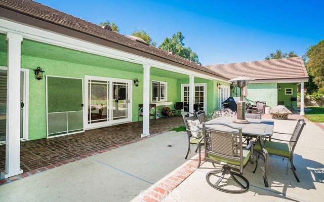 18151 Vintage Street Northridge, CA 91325 - MLS #: SR18237329
