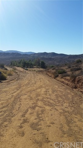 0 Hypotenuse Road Acton, CA 93510 - MLS #: SR17168616