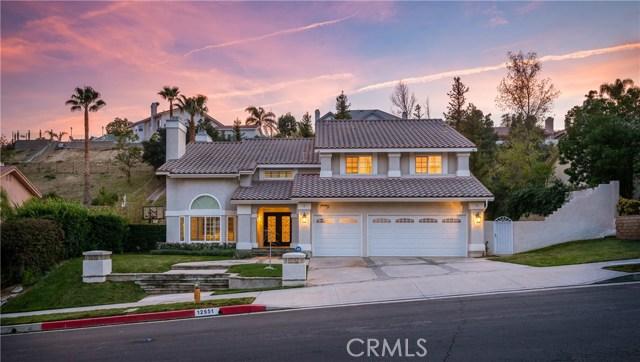 12551 Bradford Place Granada Hills, CA 91344 - MLS #: SR18019178