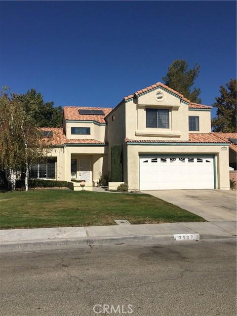 2527 Lawrence Avenue Lancaster, CA 93536 - MLS #: SR18259464