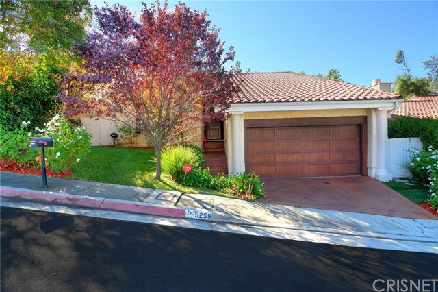 5259 Calderon Road  Woodland Hills CA 91364