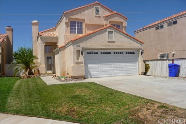Single Family Home for Sale at 13320 Anza Court 13320 Anza Court Victorville, California 92392 United States