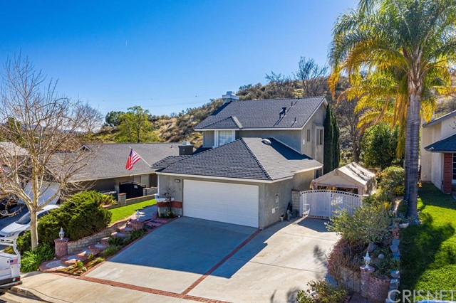 Detail Gallery Image 1 of 1 For 22846 Tamarack Ln, Saugus,  CA 91390 - 3 Beds | 2/1 Baths