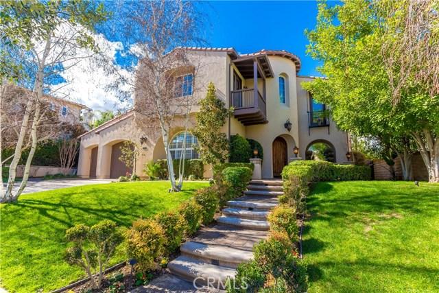 Single Family Home for Sale at 27015 Mirasol Street Valencia, California 91355 United States