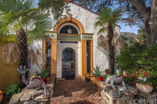 Single Family for Sale at 1105 Topanga Canyon Boulevard N Topanga, California 90290 United States