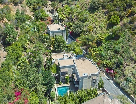 1454 Benedict Canyon Drive  Beverly Hills CA 90210