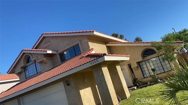 5315 Opal Avenue Palmdale CA 93552