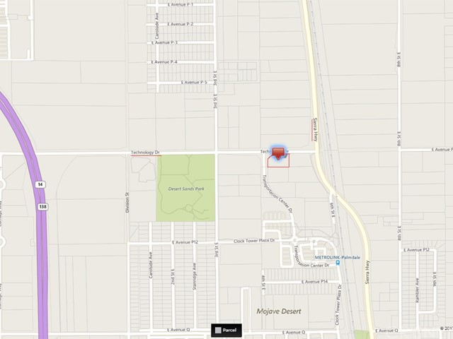 0 Sierra Hwy. and Ave. P-8 (Technology Dr.), Palmdale CA: http://media.crmls.org/mediascn/e229db4c-76ff-4130-8897-23948372fcb2.jpg